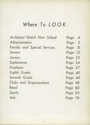Page 7, 1958 Edition, Masontown High School - Mondike Yearbook (Masontown, PA) online yearbook collection