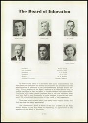Page 14, 1943 Edition, Northumberland High School - Pine Knotter Yearbook (Northumberland, PA) online yearbook collection