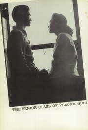 Page 6, 1940 Edition, Verona High School - Purple and Gold Yearbook (Verona, PA) online yearbook collection
