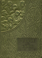 Verona High School - Purple and Gold Yearbook (Verona, PA) online yearbook collection, 1942 Edition, Page 1