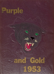 Page 1, 1953 Edition, Verona High School - Purple and Gold Yearbook (Verona, PA) online yearbook collection
