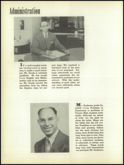 Page 10, 1953 Edition, Verona High School - Purple and Gold Yearbook (Verona, PA) online yearbook collection