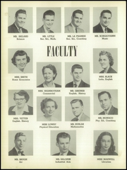 Page 12, 1953 Edition, Verona High School - Purple and Gold Yearbook (Verona, PA) online yearbook collection