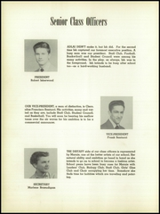 Page 16, 1953 Edition, Verona High School - Purple and Gold Yearbook (Verona, PA) online yearbook collection