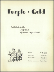 Page 5, 1953 Edition, Verona High School - Purple and Gold Yearbook (Verona, PA) online yearbook collection