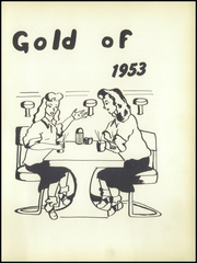 Page 7, 1953 Edition, Verona High School - Purple and Gold Yearbook (Verona, PA) online yearbook collection