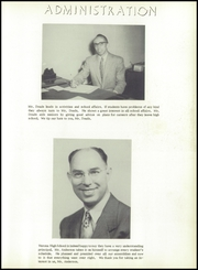 Page 11, 1955 Edition, Verona High School - Purple and Gold Yearbook (Verona, PA) online yearbook collection