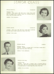 Page 16, 1955 Edition, Verona High School - Purple and Gold Yearbook (Verona, PA) online yearbook collection