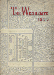 Page 1, 1955 Edition, Saint Wendelin High School - Wendelite Yearbook (Pittsburgh, PA) online yearbook collection