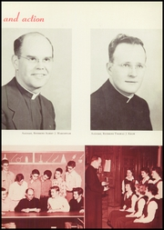 Page 11, 1955 Edition, Saint Wendelin High School - Wendelite Yearbook (Pittsburgh, PA) online yearbook collection
