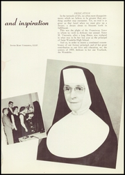 Page 13, 1955 Edition, Saint Wendelin High School - Wendelite Yearbook (Pittsburgh, PA) online yearbook collection