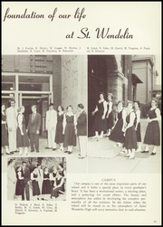 Page 15, 1955 Edition, Saint Wendelin High School - Wendelite Yearbook (Pittsburgh, PA) online yearbook collection