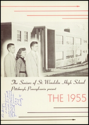 Page 6, 1955 Edition, Saint Wendelin High School - Wendelite Yearbook (Pittsburgh, PA) online yearbook collection