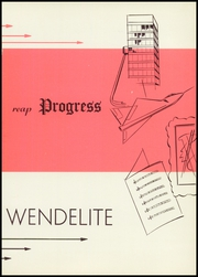 Page 7, 1955 Edition, Saint Wendelin High School - Wendelite Yearbook (Pittsburgh, PA) online yearbook collection