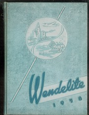 Page 1, 1958 Edition, Saint Wendelin High School - Wendelite Yearbook (Pittsburgh, PA) online yearbook collection