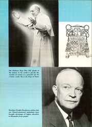Page 10, 1958 Edition, Saint Wendelin High School - Wendelite Yearbook (Pittsburgh, PA) online yearbook collection