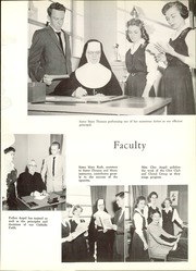 Page 13, 1958 Edition, Saint Wendelin High School - Wendelite Yearbook (Pittsburgh, PA) online yearbook collection