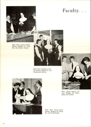 Page 14, 1958 Edition, Saint Wendelin High School - Wendelite Yearbook (Pittsburgh, PA) online yearbook collection