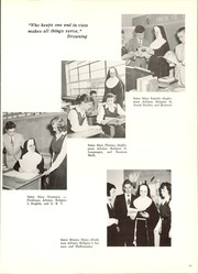 Page 15, 1958 Edition, Saint Wendelin High School - Wendelite Yearbook (Pittsburgh, PA) online yearbook collection