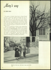 Page 8, 1954 Edition, Mount Carmel Catholic High School - Yearbook (Mount Carmel, PA) online yearbook collection