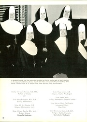 Page 14, 1955 Edition, Mount Carmel Catholic High School - Yearbook (Mount Carmel, PA) online yearbook collection