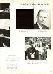 Page 15, 1955 Edition, Mount Carmel Catholic High School - Yearbook (Mount Carmel, PA) online yearbook collection