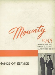 Page 7, 1943 Edition, Ramsay High School - Mounty Yearbook (Mount Pleasant, PA) online yearbook collection