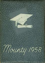 Page 1, 1958 Edition, Ramsay High School - Mounty Yearbook (Mount Pleasant, PA) online yearbook collection