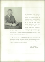 Page 10, 1940 Edition, Snowden High School - Aquila Yearbook (Library, PA) online yearbook collection