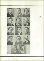 Page 12, 1940 Edition, Snowden High School - Aquila Yearbook (Library, PA) online yearbook collection