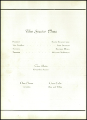 Page 16, 1940 Edition, Snowden High School - Aquila Yearbook (Library, PA) online yearbook collection