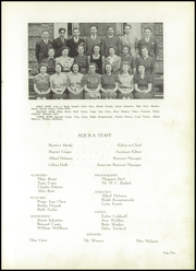 Page 9, 1940 Edition, Snowden High School - Aquila Yearbook (Library, PA) online yearbook collection