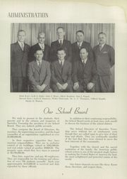 Page 11, 1946 Edition, Snowden High School - Aquila Yearbook (Library, PA) online yearbook collection