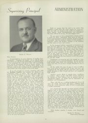Page 12, 1946 Edition, Snowden High School - Aquila Yearbook (Library, PA) online yearbook collection