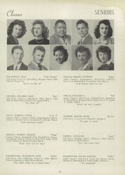 Page 17, 1946 Edition, Snowden High School - Aquila Yearbook (Library, PA) online yearbook collection