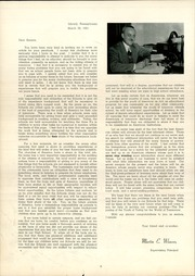 Page 10, 1951 Edition, Snowden High School - Aquila Yearbook (Library, PA) online yearbook collection