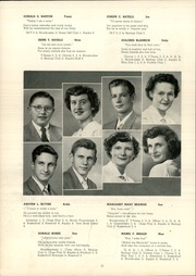 Page 14, 1951 Edition, Snowden High School - Aquila Yearbook (Library, PA) online yearbook collection