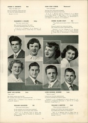 Page 15, 1951 Edition, Snowden High School - Aquila Yearbook (Library, PA) online yearbook collection