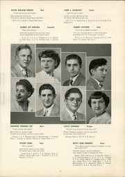 Page 17, 1951 Edition, Snowden High School - Aquila Yearbook (Library, PA) online yearbook collection