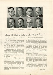 Page 9, 1951 Edition, Snowden High School - Aquila Yearbook (Library, PA) online yearbook collection