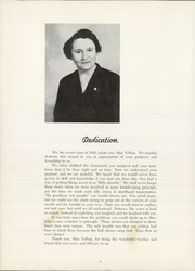 Page 10, 1954 Edition, Snowden High School - Aquila Yearbook (Library, PA) online yearbook collection