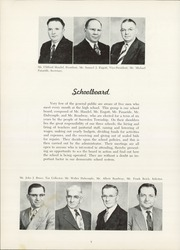 Page 12, 1954 Edition, Snowden High School - Aquila Yearbook (Library, PA) online yearbook collection