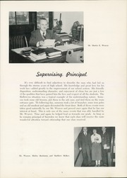 Page 13, 1954 Edition, Snowden High School - Aquila Yearbook (Library, PA) online yearbook collection