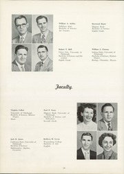 Page 14, 1954 Edition, Snowden High School - Aquila Yearbook (Library, PA) online yearbook collection