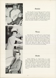 Page 16, 1954 Edition, Snowden High School - Aquila Yearbook (Library, PA) online yearbook collection