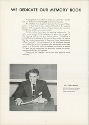 Page 10, 1957 Edition, Snowden High School - Aquila Yearbook (Library, PA) online yearbook collection