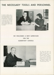Page 13, 1957 Edition, Snowden High School - Aquila Yearbook (Library, PA) online yearbook collection