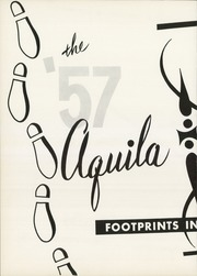 Page 6, 1957 Edition, Snowden High School - Aquila Yearbook (Library, PA) online yearbook collection