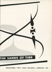 Page 7, 1957 Edition, Snowden High School - Aquila Yearbook (Library, PA) online yearbook collection