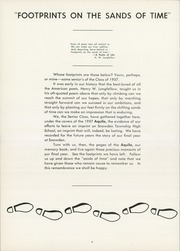 Page 8, 1957 Edition, Snowden High School - Aquila Yearbook (Library, PA) online yearbook collection